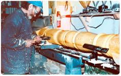 Duncan Woodturning Lathe