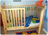 Zak's Beds - bespoke beds for disabled children